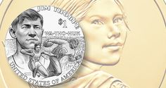 The first numismatic products from the U.S. Mint to include the 2018 Native American Jim Thorpe $1 coins will be offered in February.