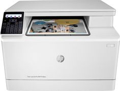 HP - LaserJet Pro MFP M180nw Color Wireless All-In-One Printer