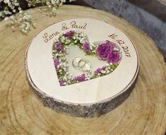 Hochzeit Ringkissen Ringhalter Herz rund Mille Fleurs für Eheringe mit Namen | Kleidung & Accessoires, Hochzeit & Besondere Anlässe, Braut-Accessoires | eBay!