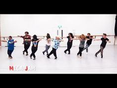 'Uptown Funk' Mark Ronson ft. Bruno Mars choreography by Jasmine Meakin ...