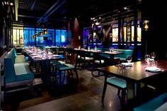 Hakkasan Restaurant - Hanway Place & Mayfair - Hip Asian restaurants London | The Style Junkies