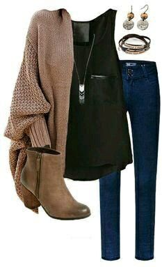 Autumnal Style Ideas for Fashion Focused Women - Classy Outfits Fall Fashion Outfits, Casual Fall Outfits, Mode Outfits, Fall Winter Outfits, Look Fashion, Autumn Winter Fashion, Womens Fashion, Simple College Outfits, Fashion Ideas