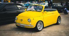 Fiat 500 Cabrio (Custom)