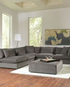 34 Best Gray Sectional Images Grey