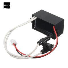ABS Black Air Ionizer Ioniser Airborne Negative Anion generator High Output For Car 4.3 x 2.3 x 2.1cm Anion Generator EL Product