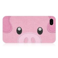 Amazon.com: Head Case Pig Animal Patch Design Snap-on Back Case Cover For Apple iPhone 4 4S: Cell Phones & Accessories