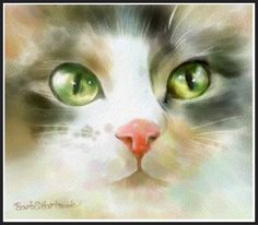**SO BEAUTIFUL!!**  Image detail for -Digital Watercolor Painting Using Corel Painter on Blank Canvas