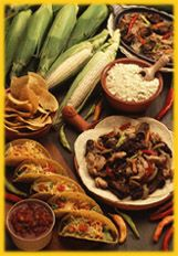 Sol Azteca Restaurant in Boston. One of my favorite Mexican restaurants.