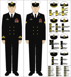Uniforms of the Royal Canadian Navy