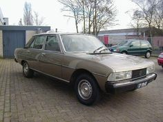 Salon d'Automobil – Peugeot 604 SL V6