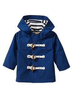 Paddington Bear™ for babyGap rain parka (so precious!)