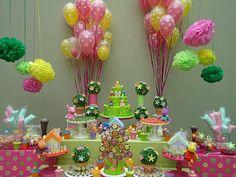 *Mog e Mug* Festas Descoladas pros Pequenos: *Tema Color Party Backyardigans