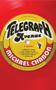 Top of 10 Books in 2012 > TELEGRAPH AVENUE, MICHAEL CHABON  While lady writers dominated the fiction realm this year, Michael Chabon repped for the guys by stepping in with yet another critically acclaimed novel, Telegraph Avenue. Set in 2004, it shows how the downfall of an industry—in this case that of buying music—can add intensity and irony to the lives of two families. Luckily for Chabon, people still seem to be buying books.