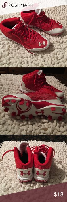 Kid's Under Armour baseball cleats Under Armour kids baseball cleats NWOT Under Armour Shoes Sneakers