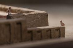 https://flic.kr/p/HExkcp | Ana Ziqquratim : sur la piste de Babel | Temples de Mésopotamie ancienne, 5ème-1er millénaire avant J.-C. Photos : BNU - JPR