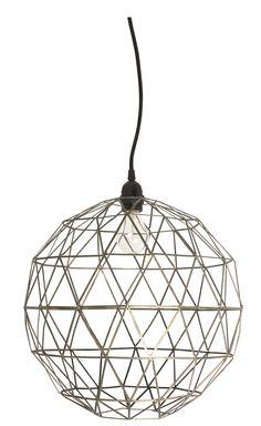 Ball lampskärm från House doctor hos ConfidentLiving.se