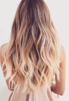 Ombré perfection.