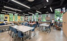 Browse All Photos - Education Snapshots Education Middle School, Special Education Classroom, School Building Design, Modern Library, School Furniture, Green Rooms, Classroom Design, Historical Architecture, Furniture Design