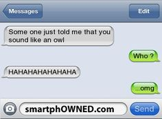 chat - Other - Autocorrect Fails and Funny Text Messages - SmartphOWNED