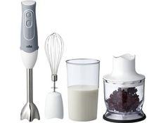 Braun MQ525 Stavblender Hvid Glass Of Milk, Kitchen Appliances, Drinks, Desserts, Diy Kitchen Appliances, Drinking, Tailgate Desserts, Beverages, Deserts
