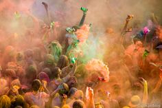 Festival of Colours #Warsaw