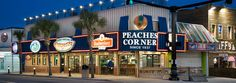 Peaches Corner in Myrtle Beach only with your Co-op Connections® Card - 20% OFF entire order - one per table http://www.connections.coop/products-page/uncategorized/20-off-entire-order-per-table