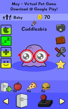 Lol this is my moy pet. You can get this on android!