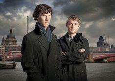 images sherlock | Na série britânica Sherlock , tanto Holmes quanto Watson são homens ...
