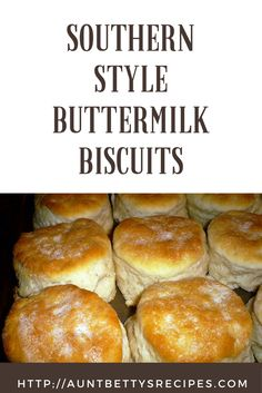 Fluffy And Buttery: These Buttermilk Biscuits Are Like Pillows From Heaven! Southern Comfort Food Just Got A Major Upgrade.