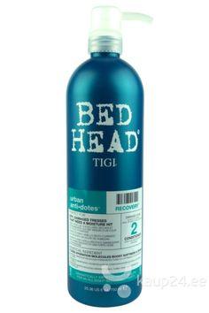 Palsam Tigi Bed Head Urban Antidotes Recovery 750 ml hind ja info   Juuksepalsamid   kaup24.ee
