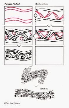Exploring Art: PinBawl Pattern