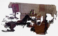 Kinect scans with Skanect 3d Video, Moose Art, Room, Photography, Bedroom, Photograph, Fotografie, Photo Shoot, Fotografia