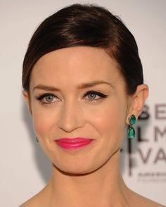 Emily Blunt makeup
