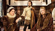 "Horrible Histories Song "" Blue Blooded Blues ""  Martha Howe-Douglas(Mary Queen Scots) , Mathew Baynton(James VI), & Ben Willbond(King Robert III)"