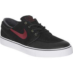 Zapatilla de Hombre Nike zoom stefan janoski prm se Negro   Blanco caf7f0c39fb