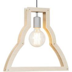 Drewniana lampa Hanger A to model wyróżniający się otwartym, niebanalnym kloszem w kształcie ramki. Nam bardzo przypadł do gustu, a Wam? http://blowupdesign.pl/pl/wiszace-stojace-lampy-drewniane-design-skandynawski/2188-stylowa-lampa-wiszaca-hanger-o-nietypowym-designie-drewnianla-lampa-w-ksztalcie-ramki.html #lampydrewniane #lampyzdrewna #lampywiszące #lampystylowe #woodenlamps #woodenlighting
