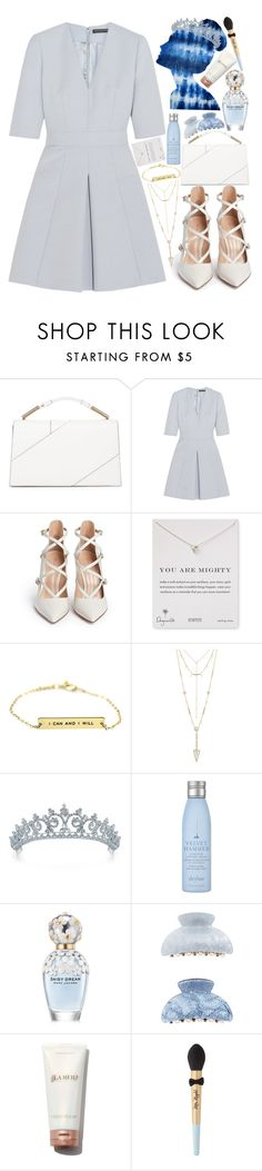 """""""All I Need // Devault"""" by nikki-huynh ❤ liked on Polyvore featuring Jason Wu, Alexander McQueen, Gianvito Rossi, Dogeared, House of Harlow 1960, Oliver Gal Artist Co., Bling Jewelry, Drybar, Marc Jacobs and New Look"""
