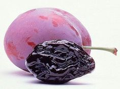 What's the best fruit for preventing osteoporosis? Prunes - aka dried plums. Why? Because prunes are rich in boron and potassium - which are known to increase bone mass. www.tesh.com