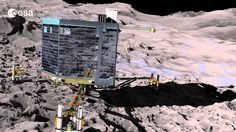 """Philae's journey"" by vangelis - The second of a trio of music videos released by ESA to celebrate the first ever attempted soft landing on a comet by ESA's Rosetta mission."