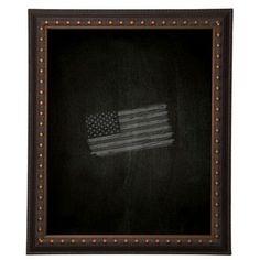 "Rayne Mirrors Traditional Cameo Chalkboard Size: 40"" x 28"""