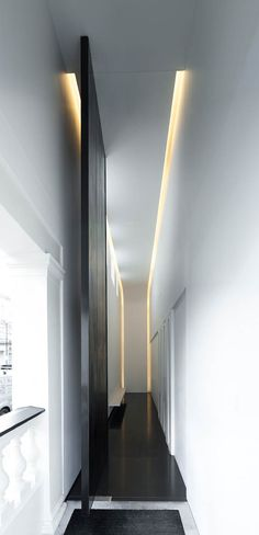 Anouska Hempel Design | Architects, Interior Design, Landscapes, Product Design… #hallway #lighting