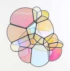 Tomas Saraceno at Sculpture Art, Sculptures, Urban Design Diagram, Stencil Printing, Visual Aesthetics, Digital Fabrication, Collage Design, English Paper Piecing, Installation Art
