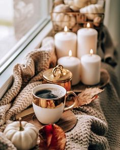 Cozy Autumn Autumn Flatlay, Outside Fall Decorations, Winter Coffee, Autumn Cozy, Cozy Winter, Autumn Aesthetic, Metal Wall Decor, Abstract Styles, Christmas Wallpaper