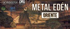 Metal Edén Oriente presentará su 2ª edición. http://crestametalica.com/metal-eden-oriente-presentara-2a-edicion/ vía @crestametalica