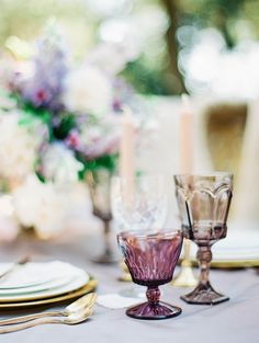 <br> Dreaming in a Lavender Field Wedding Inspiration Wedding Themes, Wedding Tips, Wedding Details, Wedding Colors, Wedding Decor, Wedding Stuff, Purple Wedding Tables, Wedding Centerpieces, Elegant Wedding