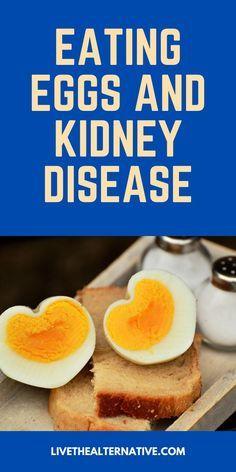 Kidney Friendly Foods, Kidney Disease Diet, Healthy Kidneys, Renal Diet, Low Fat Yogurt, Eating Eggs, Egg Yolks, Food Facts, Food Labels