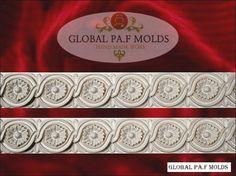 Vintage Trims MOLD 086-3434, Cake Decorating Fondant Baking Mold Tool