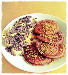 Gluten Free Pancakes - Chef Without A Licence Gluten Free Pancakes, Acai Bowl, Baking, Breakfast, Food, Acai Berry Bowl, Morning Coffee, Gluten Free Crepes, Bakken
