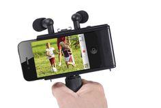 AR-4i. Grabación de sonido stereo para tu iPhone.