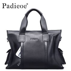Newly made Padieoe Luxury Fa...  Marco Tricca Handbags Store  comments are welcome  http://bestitem.co/products/padieoe-luxury-famous-brand-men-bag-genuine-leather-handbag-business-male-shoulder-bags?utm_campaign=social_autopilot&utm_source=pin&utm_medium=pin